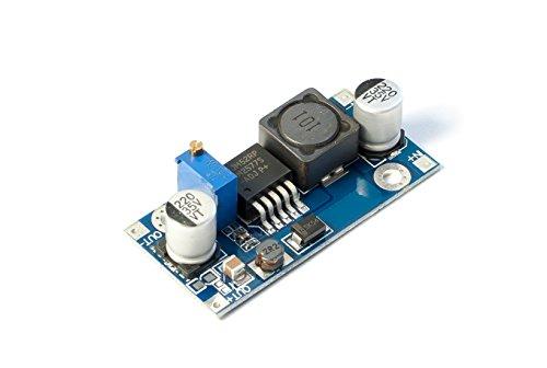 MissBirdler Step-up Boost Power Converter LM2577 3,5-35v nach 4v-35v Max8W für Arduino Raspberry DIY-Projects basteln