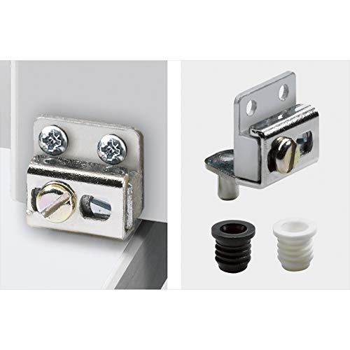 Zapfenband für einliegende Türen von 16-20 mm aus Stahl