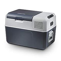 Mobicool FR40, skrzynka chłodząca sprężarki elektrycznej o pojemności 38 litrów, 12/24 V i 230 V do samochodów, ciężarówek, łodzi i gniazd