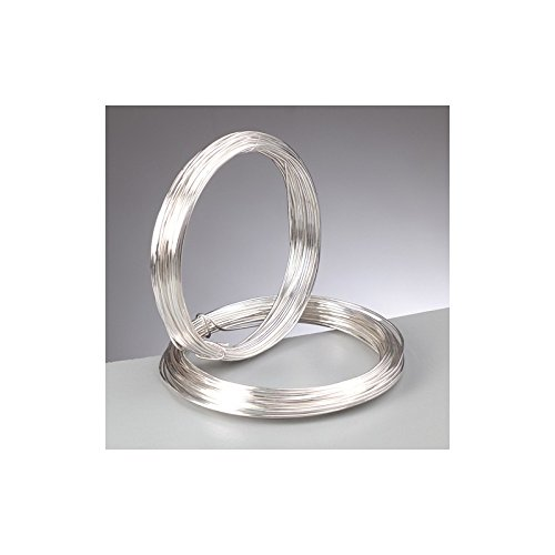 Efco 0.40 mm x 20 m Silver Plated Copper Wire