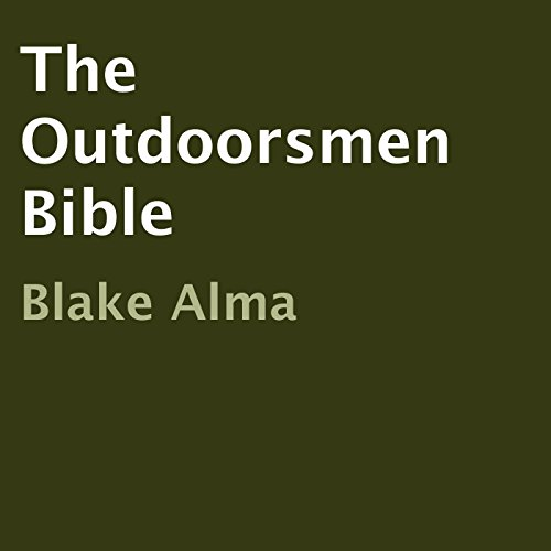 The Outdoorsmen Bible audiobook cover art