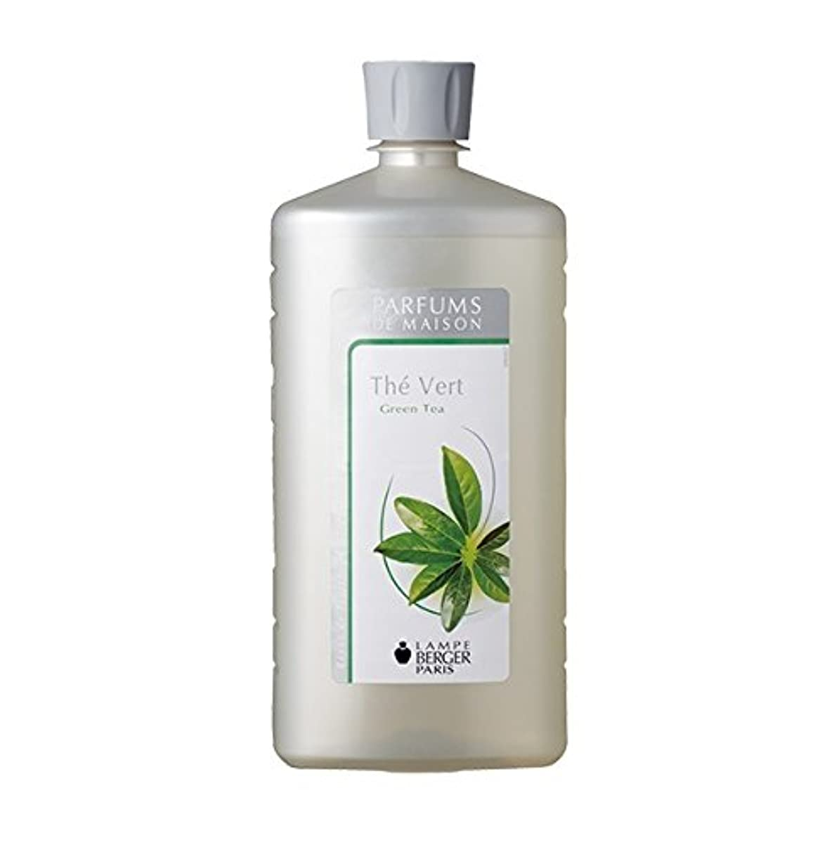 感情いじめっ子簡単にランプベルジェオイル(緑茶)Thé Vert