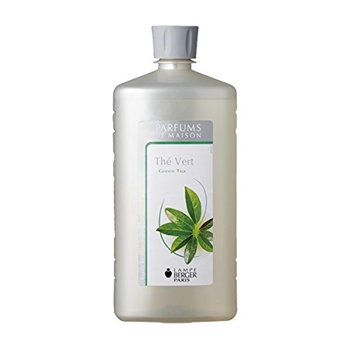 サドルスチュワーデス不安定なランプベルジェオイル(緑茶)Thé Vert
