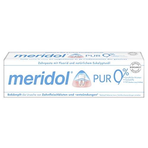 meridol PUR Zahnpasta, 75 ml