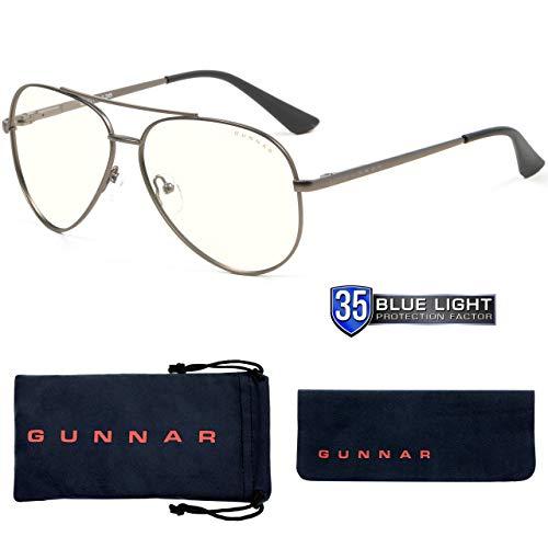 Gunnar - Maverick / Liquet-Glas - Onyx