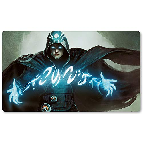 Jace The Mind Sculptor - Board Game MTG Playmat Table Mat Games Size 60X35 cm Mousepad Play Mat for TCG CCG Yugioh Magic The Gathering