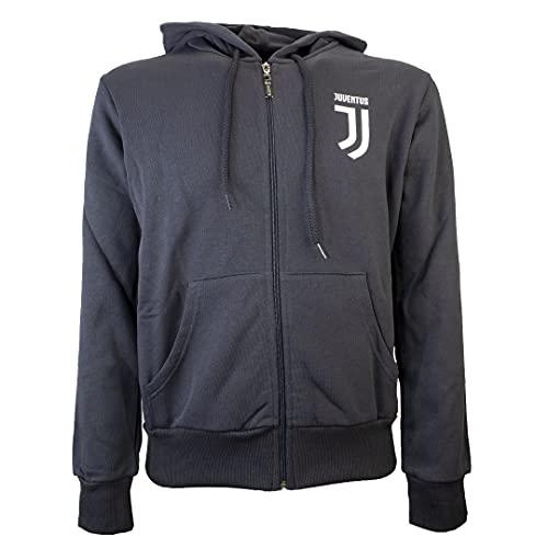 Felpa Adulto con Cappuccio Juventus Abbigliamento Ufficiale PS 33687 JJ-M