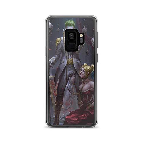 41-Qr2Mg80L Harley Quinn Phone Case Galaxy s9 plus
