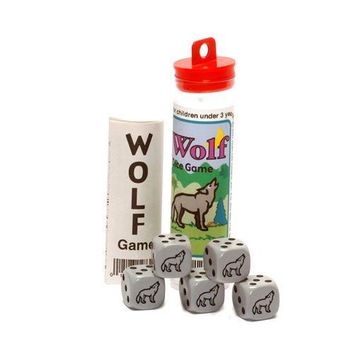 Koplow Games - Wolf Dice Game