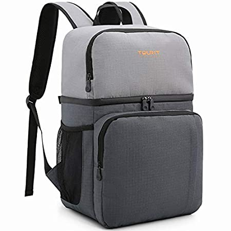 Backpack With Cooler Compartment On Bottom