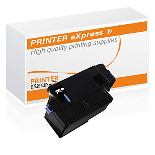 Printer-Express XL Toner für Dell 593-11140, DC9NW, 593-11144, TRNFF 1250 1250C 1350 1350CN 1350CNW 1355 1355CN 1355CNW C1760 C1760NW C1765 C1765NF C1765NFW Drucker schwarz