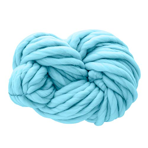 The Scarf Chunky Soft Wool Yarn Scarf Knit Thickness Warm Hat Household Supplies Home & Garden Home Textiles Christmas for Faclot