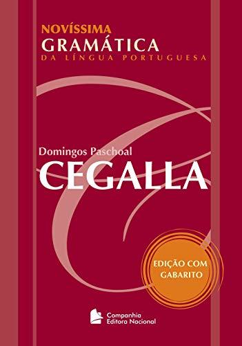 Novíssima Gramática da Língua Portuguesa: Edição com gabarito