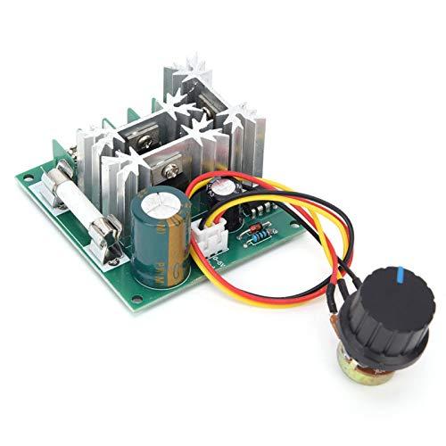 DC6~90V 0.01~1000W PWM Interruptor de regulación de velocidad de alta eficiencia con fusible para regulador de velocidad ajustable industrial
