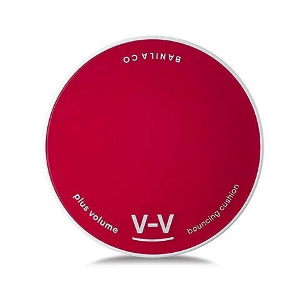 余計な意味シャー[Renewal] BANILA CO V-V Bouncing Cushion 15g + Refill 15g/バニラコ ブイ ブイ バウンシング クッション 15g + リフィル 15g (#BE10) [並行輸入品]