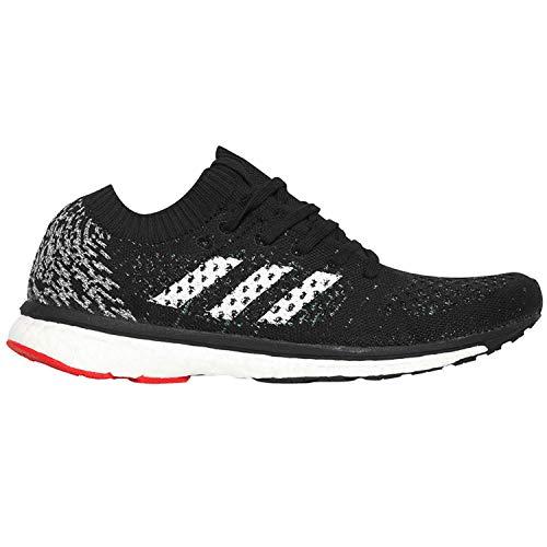 adidas Adizero Prime Ltd Black/White/Grey Running Shoes 11
