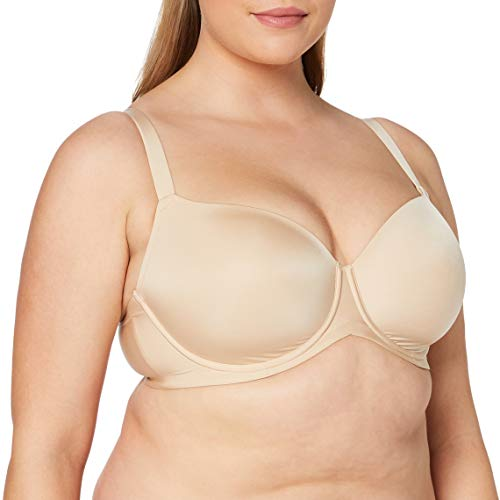 ESPRIT Bodywear Damen Broome BC Padded Bra BH, 279/DUSTY Nude 5, 75E