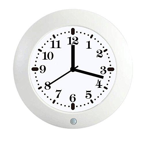 Reloj espía de Pared para cocinas Alta Definición con Sensor PIR