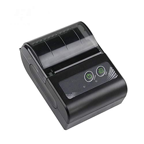 SHIJING draagbare thermoprinter kwitantiebewijs 58 mm mini bluetoothprinter