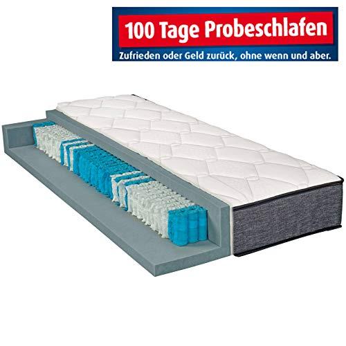 ROLLER Taschenfederkernmatratze Accord 1000 Life - H2-90x200 cm