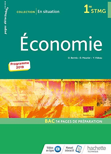 Economie 1re STMG En situation