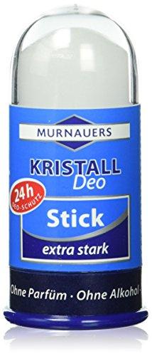 Murnauers Kristall Deo Stick, 100 g