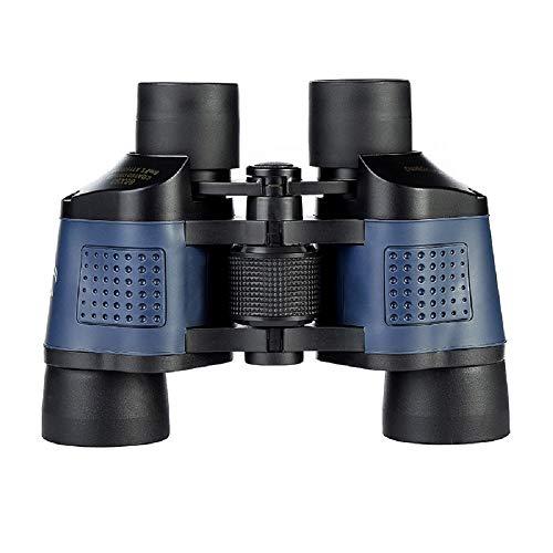 Alta Claridad Telescopio 60X60 Prismáticos Hd 10000M Alta Potencia Para Al Aire Libre Caza Óptica Lll Visión Nocturna Binocular Zoom Fijo