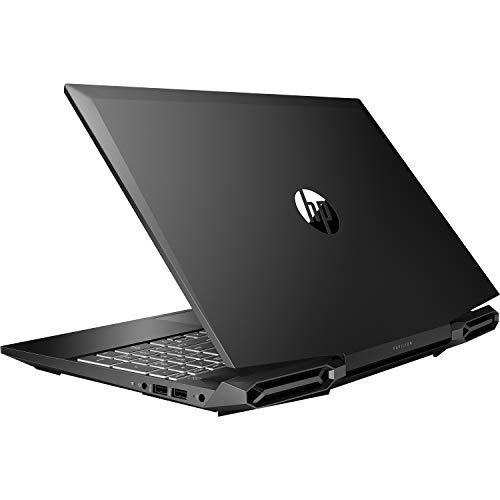 HP Pavilion Gaming 9th Gen Intel Core i5 Processor 15.6 inch FHD Laptop (8GB/1TB HDD/ Win 10/GTX 1050 4GB/Backlit Keyboard/2.2kg), 15-dk0261TX (Shadow Black)