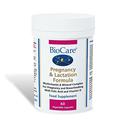 BioCare Pregnancy & Lactation Formula (Multinutrient) 60 Capsules