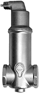 "Spirovent VJR 150 TM Spirovent Junior Threaded 1-1/2"" Air Eliminator with Tank Mount"