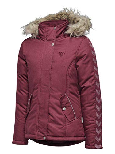 Hummel HMLTheresa Jacket Winterjacke rot Mädchen Rumba RED, 140