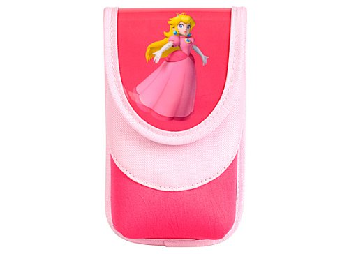 Nintendo Licensed Character Console Sleeve - Peach (3DS, DSi, DS Lite) [Importación...