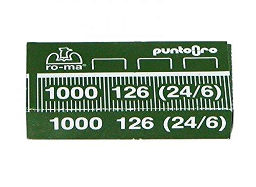 Punti graffatrice Ro-Ma 126