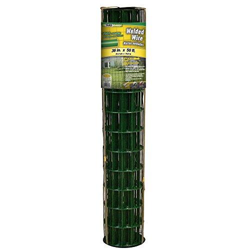 YARDGARD 308351B Fence, 36 x 50/2 x 3, Color-Green