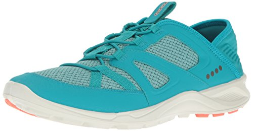 Ecco Terracruise, Zapatillas Deportivas para Interior Mujer, Azul (50327capri Breeze/Aquatic), 36 EU