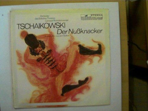 Tschaikowski - Der Nußknacker (Ausschnitte aus dem Ballett),