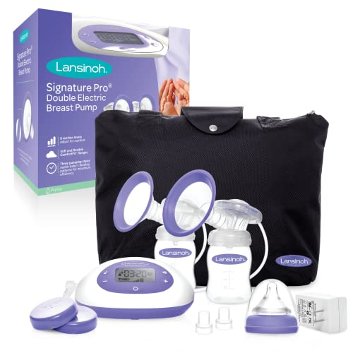 Lansinoh Double Electric Breast Pump BPA-Free