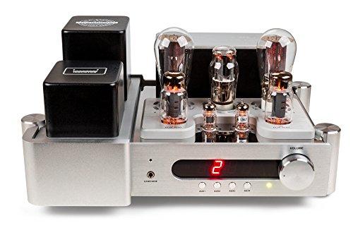 DestinY 300B MK2 high-end buisversterker met 300BS-B uiteinden
