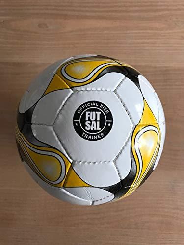 Maxelle Sports - Balón de fútbol (tamaño completo), diseño de sala de fútbol