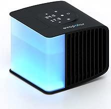 Evapolar EvaSMART Personal Evaporative Air Cooler, Purifier and Humidifier, Portable Air Conditioner EV-3000 with Alexa support - Coal Black