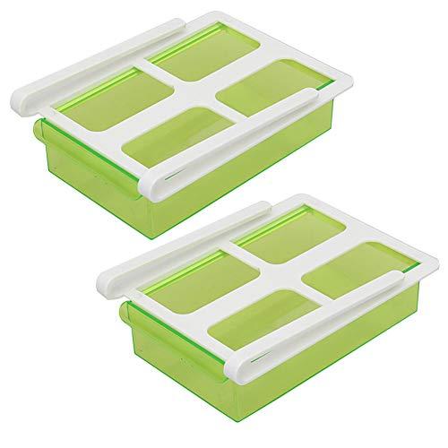 2 imán de Conjunto Diseño Organizador de cajones de plástico ...