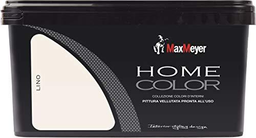 Maxmeyer 163727F500053 Pittura Colorata per Interni Home Color Lino 2,5 L