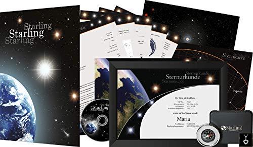 Sterntaufe Supernova - Einen echten Stern kaufen - Sterntaufe verschenken - Stern benennen