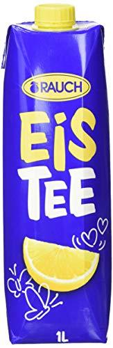 Rauch EisTee Zitrone, 12er Pack (12 x 1 l)