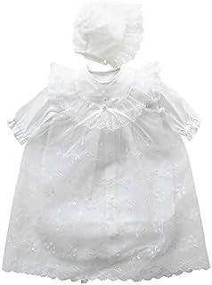 夏物 お宮参り用セレモニードレス 丸ヨーク オーガンジーコート付きドレスオール