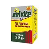 Solvite - Adhesivo para papel pintado (capacidad para 20 rollos)