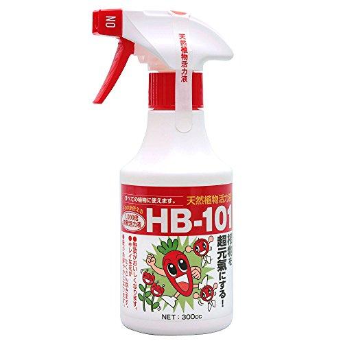 フローラ 植物活力剤 HB-101 即効性 希釈済みスプレー 300ml
