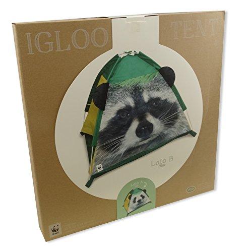 ODS 32829 WWF iglo-tent, meerkleurig