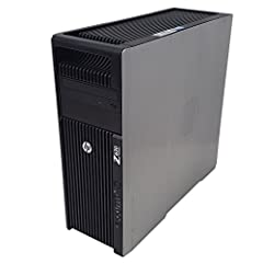 HP Z620 Workstation / 2x E5-2670 16-Cores Total 96GB RAM / No Hard Drives Quadro 600 No Operating System