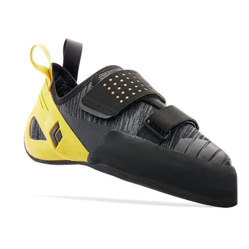 Black Diamond Zone Climbing Shoe Schwarz, Kletterschuh, Größe EU 36 - Farbe Curry